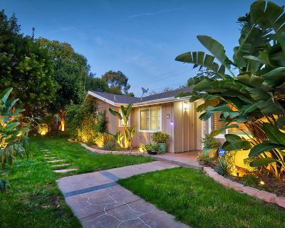 Ventura Single Family Home For Sale: 756 Colina Vista