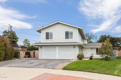 Simi Valley Single Family Home For Sale: 2490 Invar Court