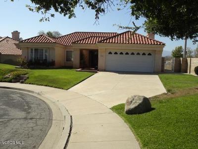 Moorpark Single Family Home For Sale: 13849 Grand Isle Drive