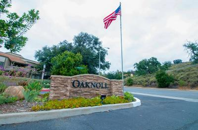 Thousand Oaks Condo/Townhouse For Sale: 351 Chestnut Hill Court #36