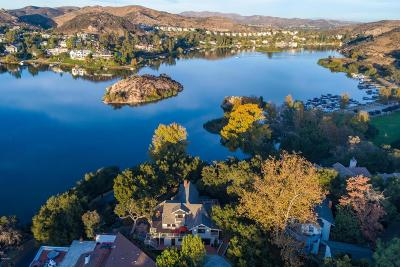 Westlake Village Single Family Home For Sale: 130 Lower Lake Road