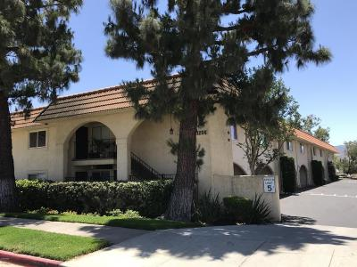 Simi Valley Condo/Townhouse For Sale: 1256 Patricia Avenue #4