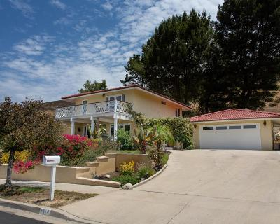 Thousand Oaks Single Family Home For Sale: 1314 Lamont Avenue