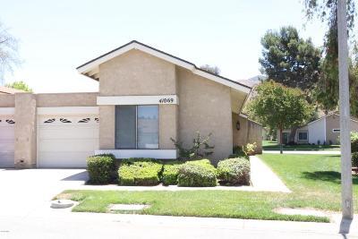 Camarillo Single Family Home For Sale: 41069 Village 41