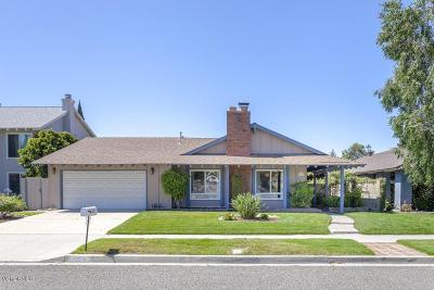 Simi Valley CA Single Family Home For Sale: $600,000