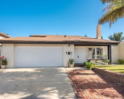 Simi Valley Single Family Home For Sale: 3848 Lucas Court