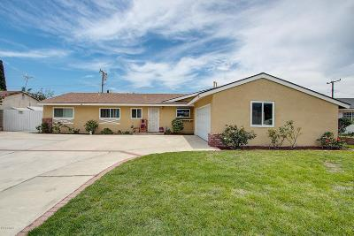 Simi Valley CA Single Family Home For Sale: $549,900