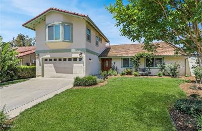Moorpark Single Family Home For Sale: 4237 Oloroso Circle