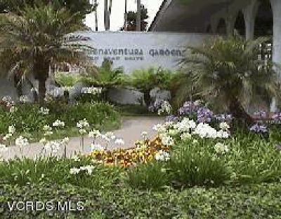 Ventura Condo/Townhouse For Sale: 3700 Dean Drive #3102