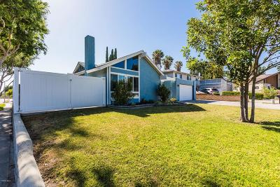 Simi Valley Single Family Home For Sale: 2159 Chesterton Street