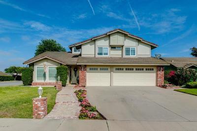 Camarillo Single Family Home For Sale: 193 Cottage Grove Avenue