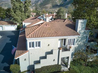 Camarillo Condo/Townhouse For Sale: 6040 Via Montanez