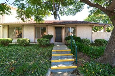 Thousand Oaks Condo/Townhouse For Sale: 575 Rio Grande Circle
