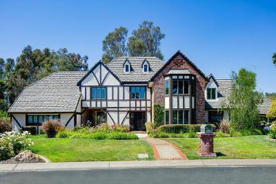 Camarillo Single Family Home For Sale: 7 Alviso Drive