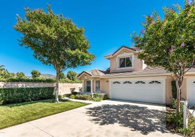 Simi Valley Single Family Home For Sale: 5696 Pansy Street