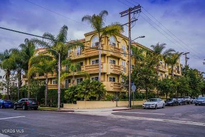Los Angeles Condo/Townhouse For Sale: 11803 Goshen Avenue #Ph1