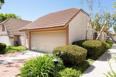 Simi Valley Condo/Townhouse For Sale: 1948 Suntree Lane #A