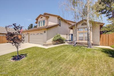 Camarillo Single Family Home For Sale: 2891 Corte Caballos