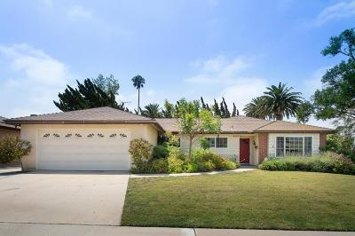 Camarillo Single Family Home For Sale: 4188 Croydon Avenue
