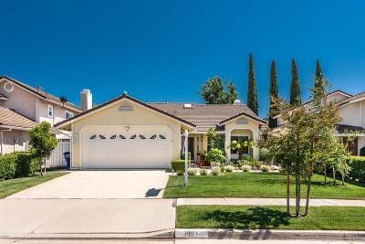 Simi Valley Single Family Home For Sale: 148 Silverlake Court