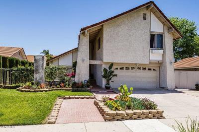 Simi Valley Single Family Home For Sale: 1556 Arabian Street