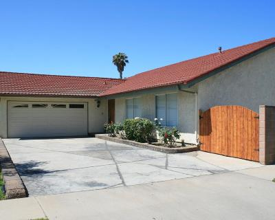 Simi Valley CA Single Family Home For Sale: $699,000