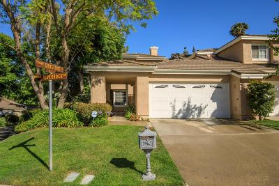 Westlake Village Condo/Townhouse For Sale: 819 Riverrock Circle