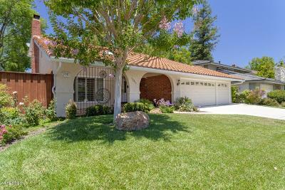 Los Angeles County Single Family Home For Sale: 32015 Grenville Court