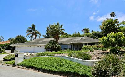 Camarillo Single Family Home For Sale: 878 Deseo Avenue