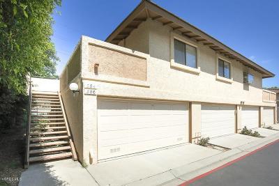Ventura Condo/Townhouse For Sale: 584 Holmes Avenue