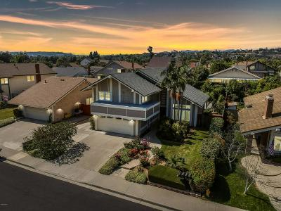 Camarillo Single Family Home For Sale: 6075 Arabian Place
