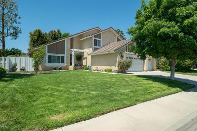 Thousand Oaks Single Family Home For Sale: 699 Wildcreek Circle