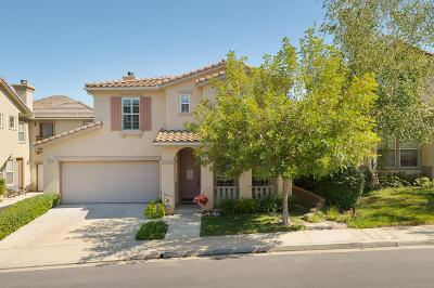 Simi Valley Single Family Home For Sale: 518 Arbor Court
