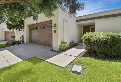 Thousand Oaks Condo/Townhouse For Sale: 775 Shadow Lake Drive