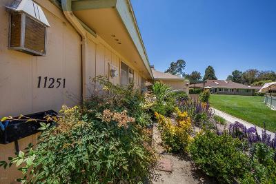 Camarillo Condo/Townhouse For Sale: 11251 Village 11