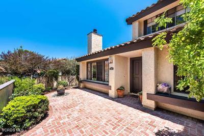 Thousand Oaks Condo/Townhouse For Sale: 1134 Monte Sereno Drive