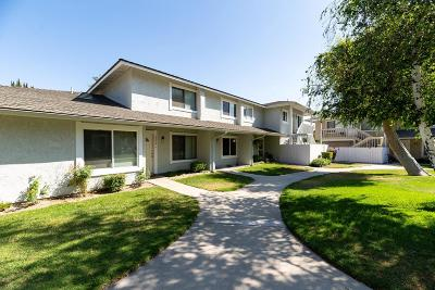 Simi Valley Single Family Home For Sale: 3496 Highwood Court #93