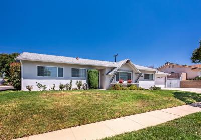 Simi Valley CA Single Family Home For Sale: $589,000