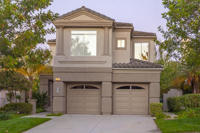 Moorpark CA Single Family Home Sold: $764,000