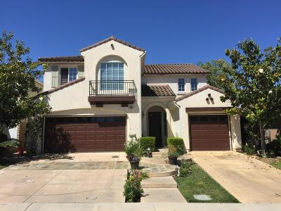 Moorpark Single Family Home For Sale: 4321 Persimmon Street