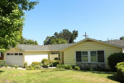 Glendale Single Family Home For Sale: 3950 Community Avenue