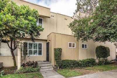 Condo/Townhouse For Sale: 11138 Aqua Vista Street #6