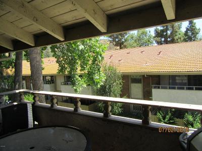 Westlake Village Condo/Townhouse For Sale: 31550 Agoura Road #7