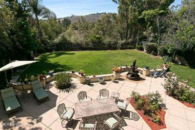 Moorpark Single Family Home For Sale: 11604 Sagewood Drive