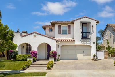 Camarillo Single Family Home Active Under Contract: 561 Commons Park Drive