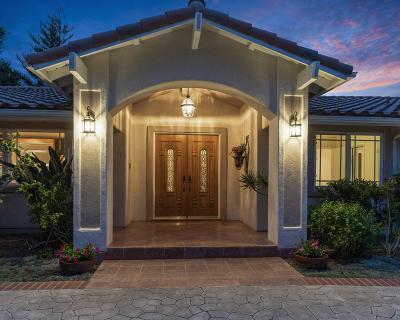 Camarillo Single Family Home For Sale: 1013 Garrido Drive