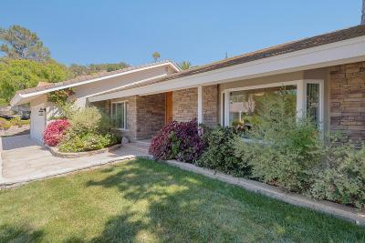 Westlake Village Single Family Home For Sale: 2968 Salmon River Circle