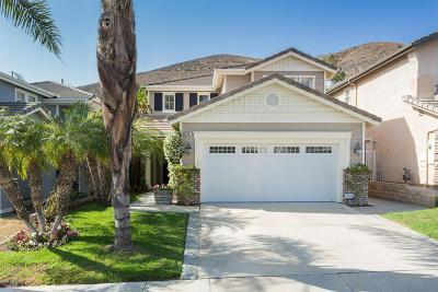 Thousand Oaks Single Family Home For Sale: 3081 Blazing Star Drive