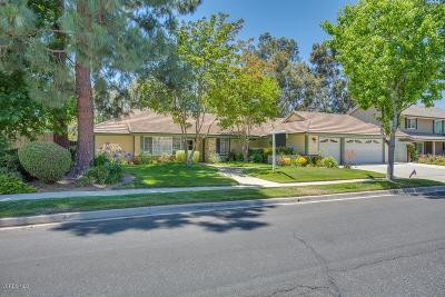 Simi Valley Single Family Home For Sale: 349 Longbranch Road