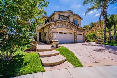 Thousand Oaks Single Family Home For Sale: 2750 Florentine Court
